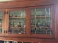 Craftsman China Cabinet repair   Dining Room   Private Residence   North Park   San Diego CA