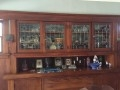 Craftsman China Cabinet   Dining Room   Private Residence   North Park   San Diego CA