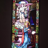 The Annunciation St James by the Sea   La Jolla CA